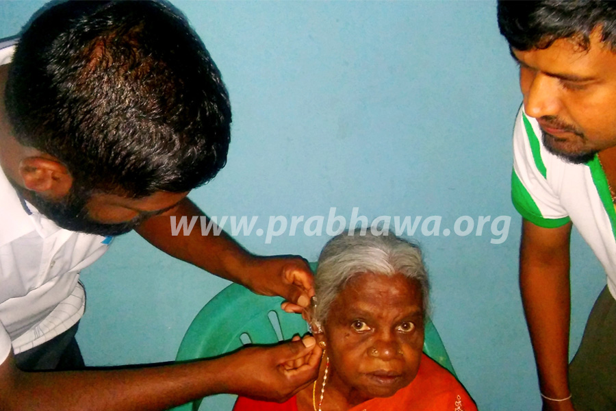 Prabhawa Health and welfare program