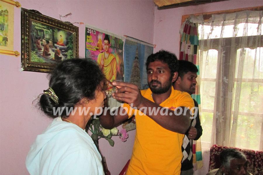 Prabhawa- Spectacles Donation 2nd Programe in Haputalegama